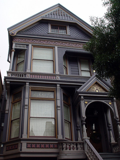 710 Ashbury St - Grateful Dead House, via Flickr.