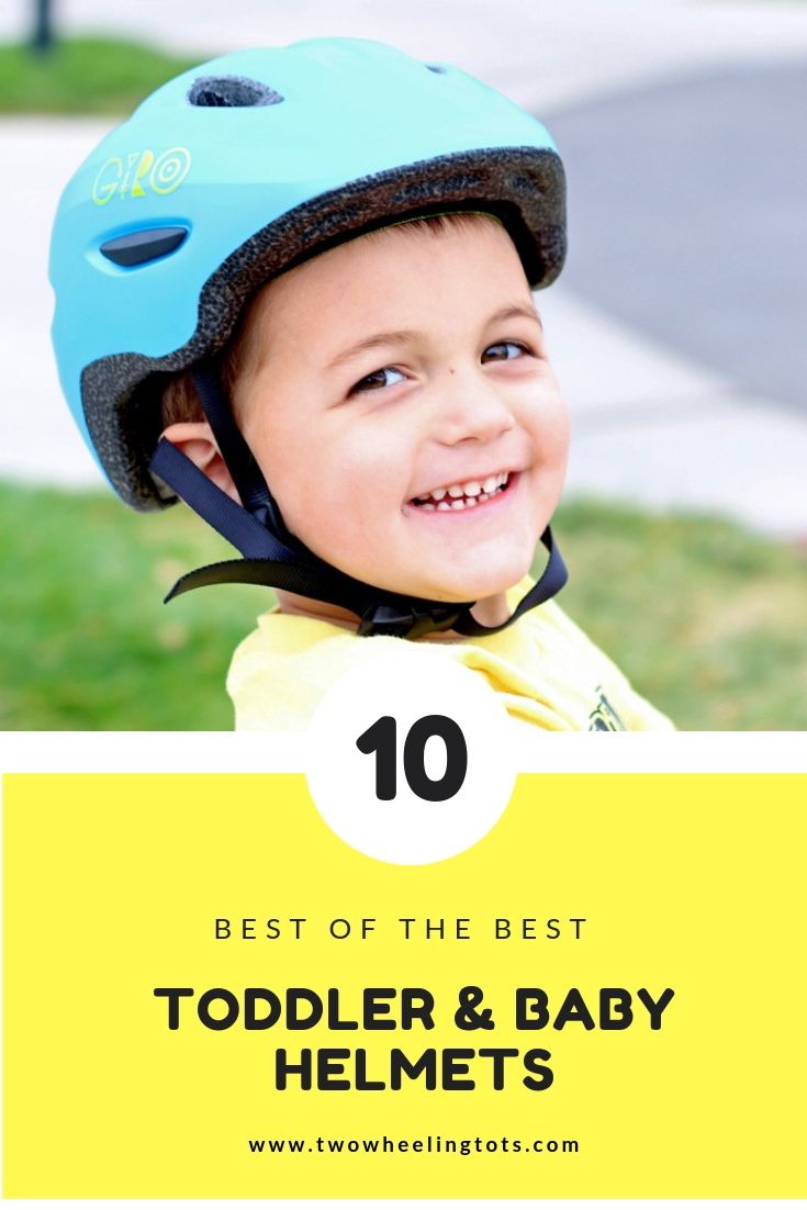10 Best Helmets For Babies And Toddlers 2020 Cool Bike Helmets