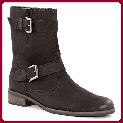 Gabor  Comfort,  Damen Stiefel , Schwarz - nero (Schwarz) - Größe: 44.5 - Stiefel für frauen (*Partner-Link)
