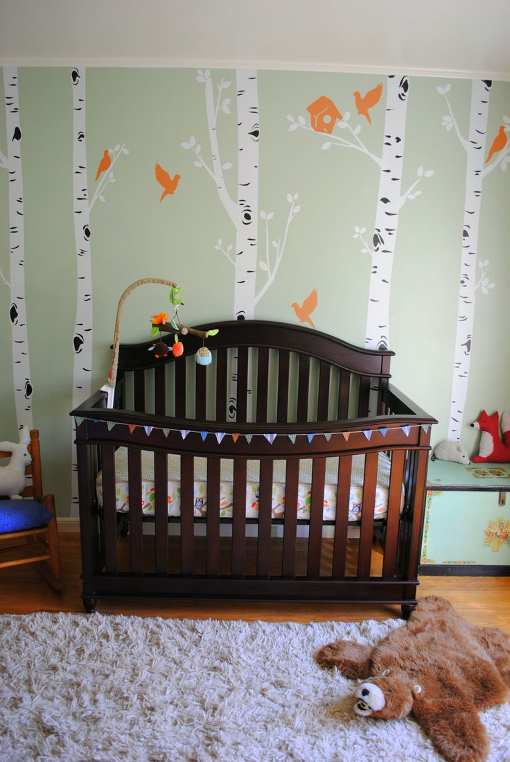 23 best baby boy's room: whimsical woodland themed images on pinterest