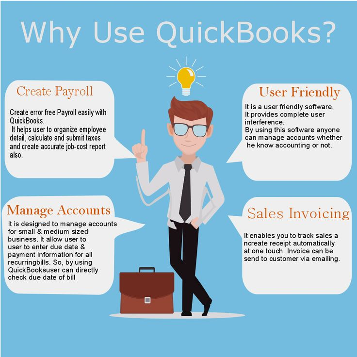 QuickBooks user can easily record transaction, create payroll - payroll receipt