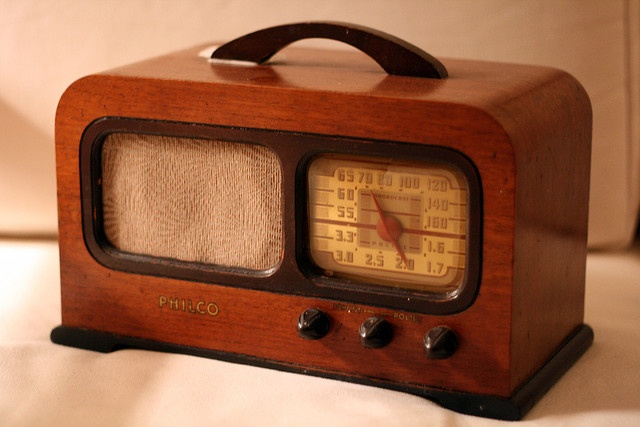 Real Vintage 1942 Philco Radio