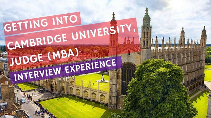 Varun, a 2017 Cambridge MBA admit from India worked with mymbajourney.com for his MBA applications. He shares his interview experience with Cambridge.