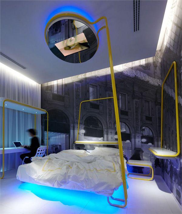 the 25+ best futuristic bedroom ideas on pinterest | modern