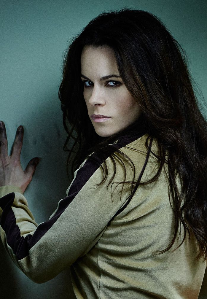 Emily Hampshire as Jennifer Goines | 12 Monkeys | Syfy