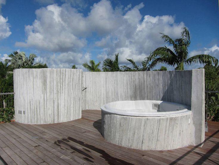 Sculptural House in Miami Beach  Christian Wassmann
