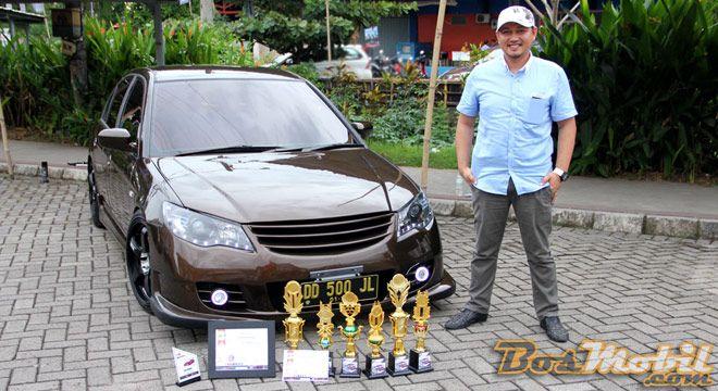 Modif Honda Civic : Modifikasi Tak Tanggung-Tanggung #BosMobil #infomodifikasi