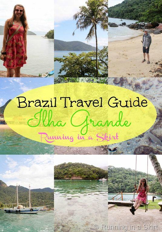 Brazil Travel Guide Ilha Grande Blog