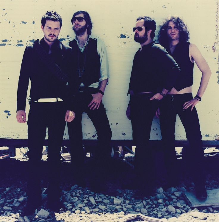 The Killers.   Will never stop listening to these guys. Amazing.