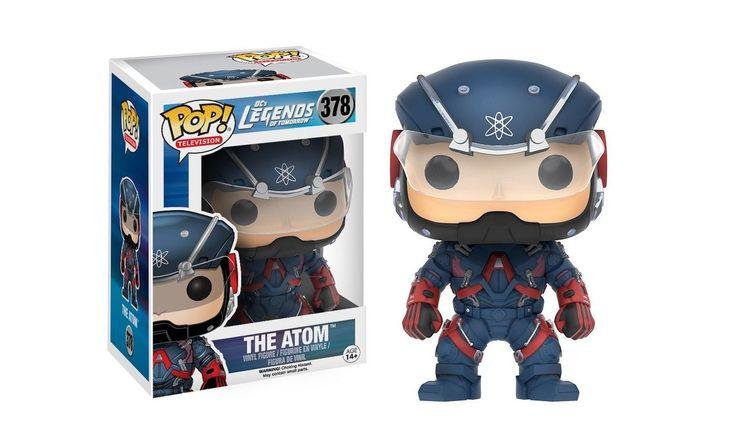 Atom. Skafander bojowy stworzony przez Raya Palmera. Przygotowany na każde z możliwych zagrożeń. #Arrow #LegendsOfTomorrow