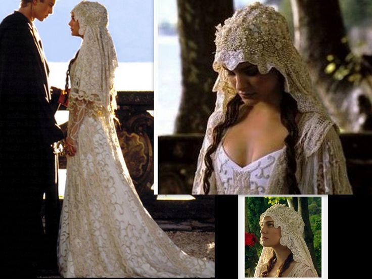 Evangeline Wedding Dress In Nanny Mcphee