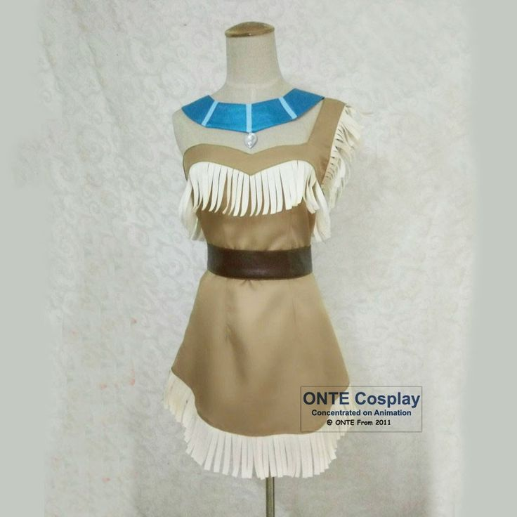 Anime Pocahontas Cosplay Costumes Indien Squaw Princesse de Cow Girl Femmes Fantaisie Parti Robe pour Halloween Custom Made dans Habits de Nouveauté et une utilisation particulière sur AliExpress.com | Alibaba Group