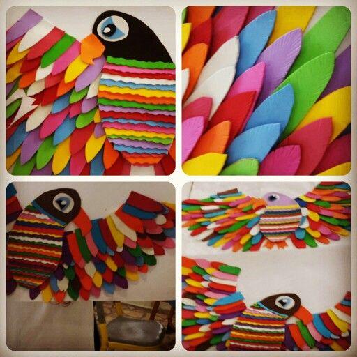 3 Rd grade project ... my art class
