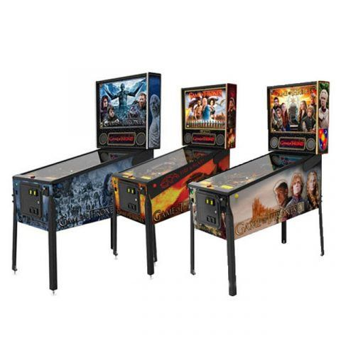 If you are looking for the perfect pinball machine, Aminis is the place to be, whether you are looking for used pinball machines or the latest pinball machines for sale.