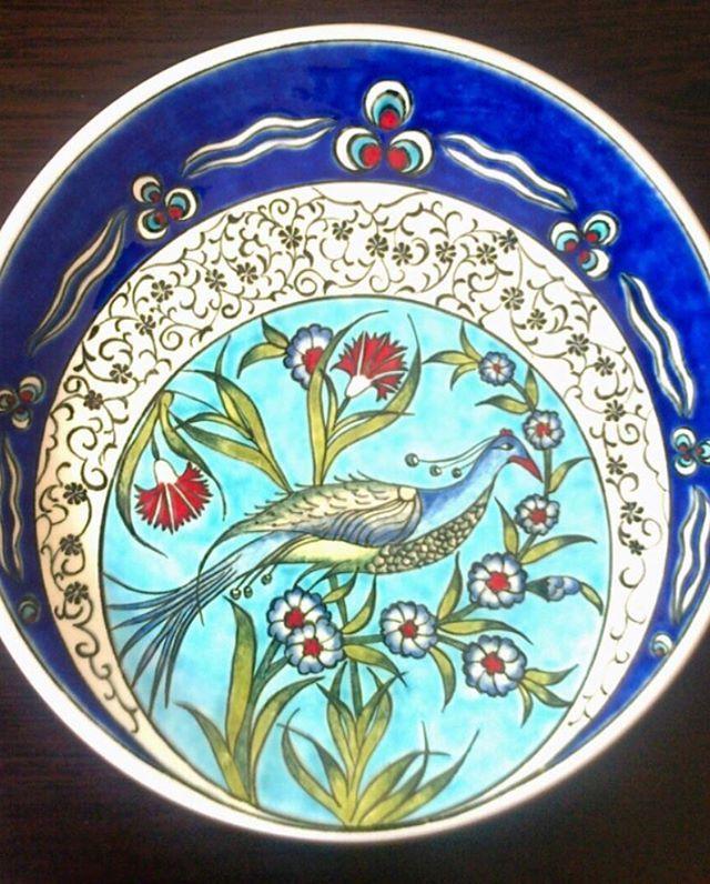 #turkishtile#çintemani#art#handmade#çinitabak#çini#çinisanatı#decoration#seramik#inspiration#iznikçini#artgallery
