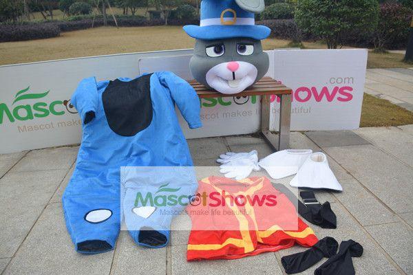 ディズニー新作映画 ズートピア 『Zootopia』キャラクター ウサギJudy Hopps うさぎの着ぐるみ  http://www.mascotshows.jp/product/disney-Zootopia-JudyHopps-Rabbit-mascot-coatume.html