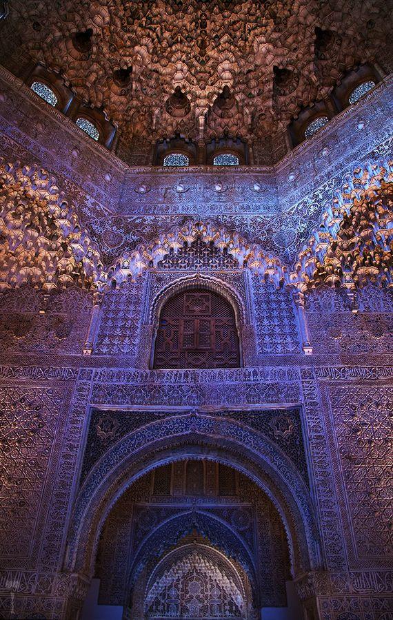 La Alhambra de Granada, un lugar mágico que merece la pena vivir