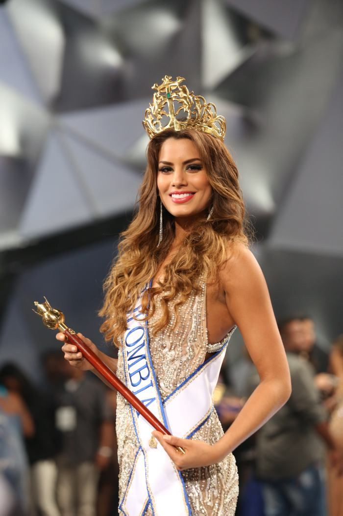 Miss univers 2015 : Humiliée, Miss Colombie livre un beau message
