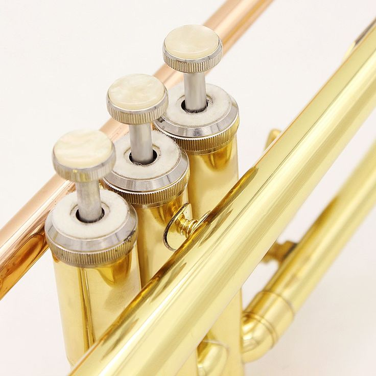 Trumpet Bb B Flat Brass Phosphor Copper Exquisite with - Tomtop.com