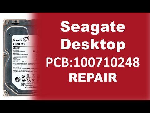 Seagate desktop HDD repair data recovery 100710248  ST4000DM000  ST4000V...