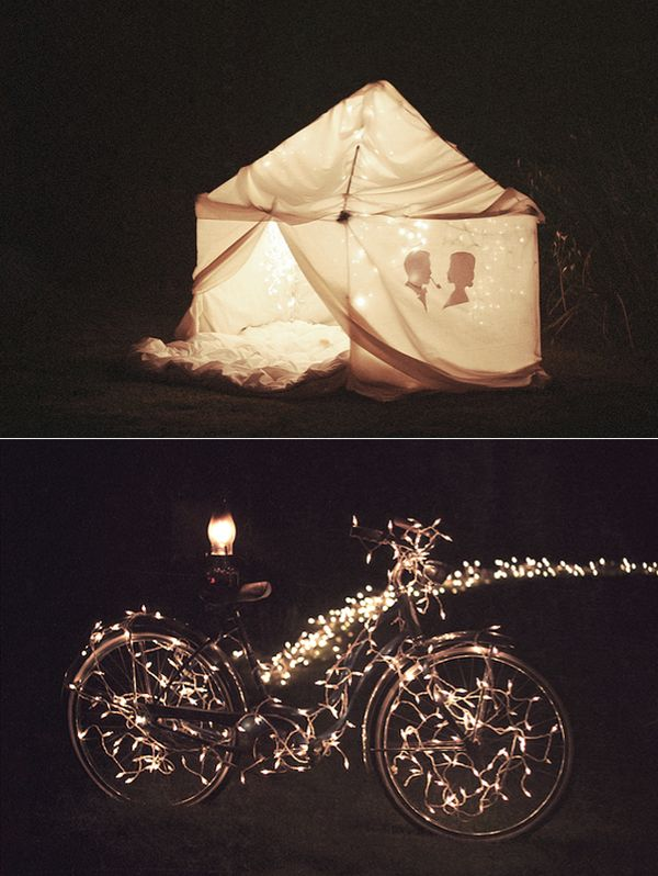 What an adorable and romantic idea! Would be a very alternative honeymoon idea... or engagement spot!