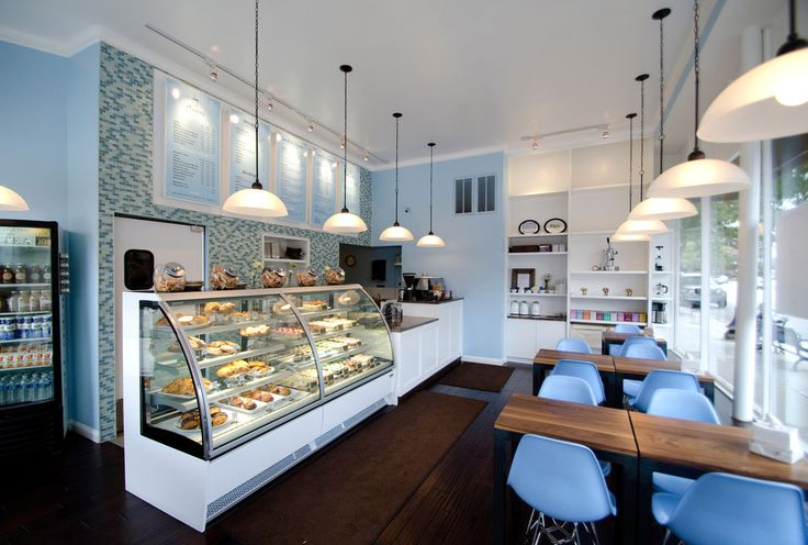 Stunning French Bakery Interior Design