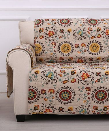 Look what I found on #zulily! Asmara Love Seat Cover #zulilyfinds