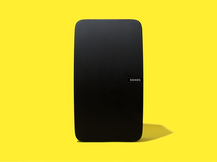 Review: Sonos Play:5 | Credit: Josh Valcarcel/WIRED | From Wired.com