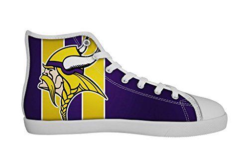 minnesota viking sneaker  | Vikings Footwear, Minnesota Vikings Footwear, Vikings Footwear, Viking ...