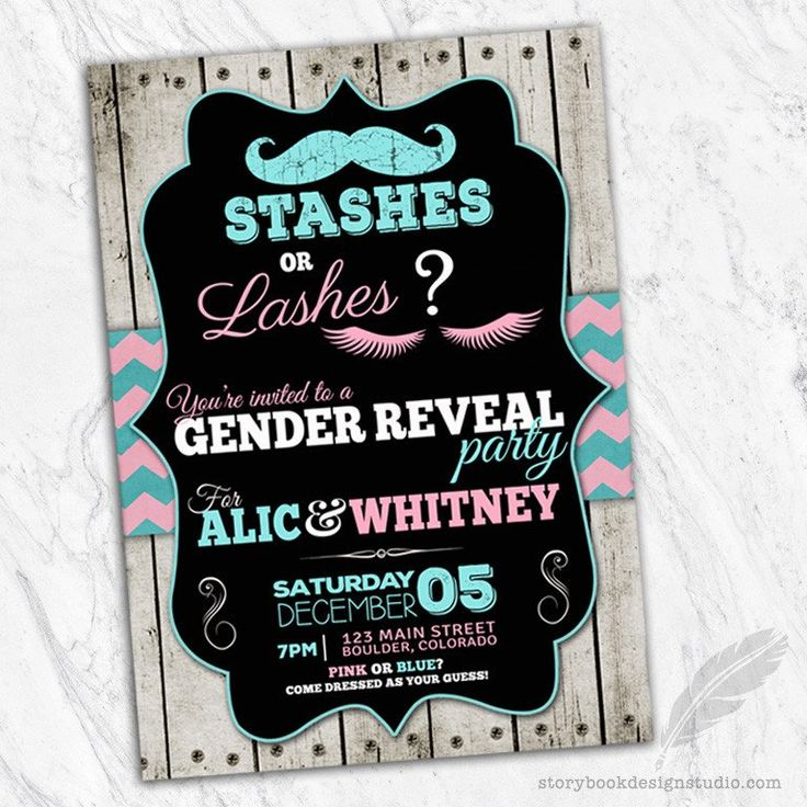 Best 25+ Gender reveal invitations ideas on Pinterest | Baby ...