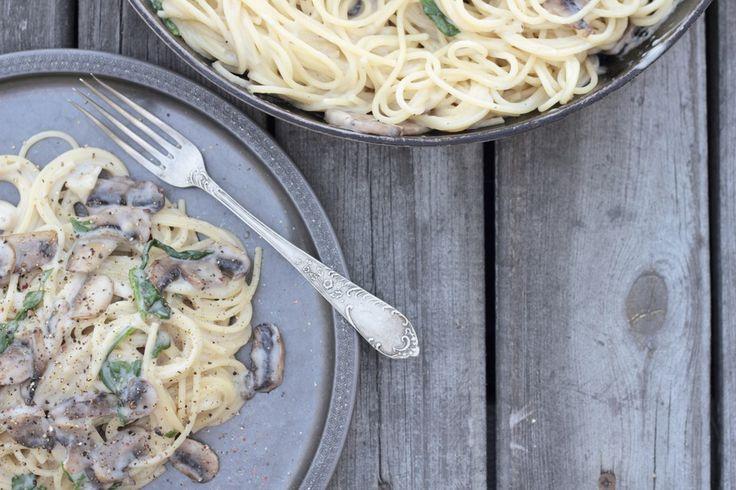 Her får du 5 geniale tips, til at gøre din pastaret cremet helt uden fløde eller ost!