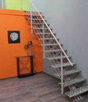 tipos de escalera para buhardillas