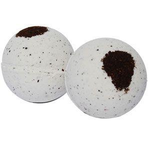 Fizzy Bath Bombs ~ Freshly Ground Coffee Bath Bombs Recipe