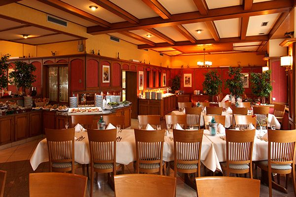 Restaurant | H+ Hotel Siegen