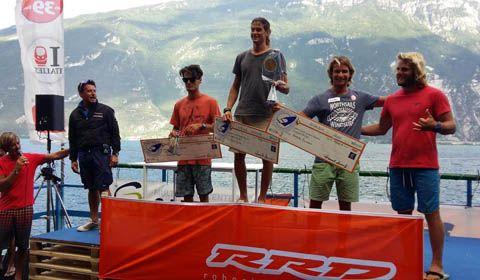 Campionato Nazionale Windsurf Freestyle 2017: Jacopo Testa è ancora campione