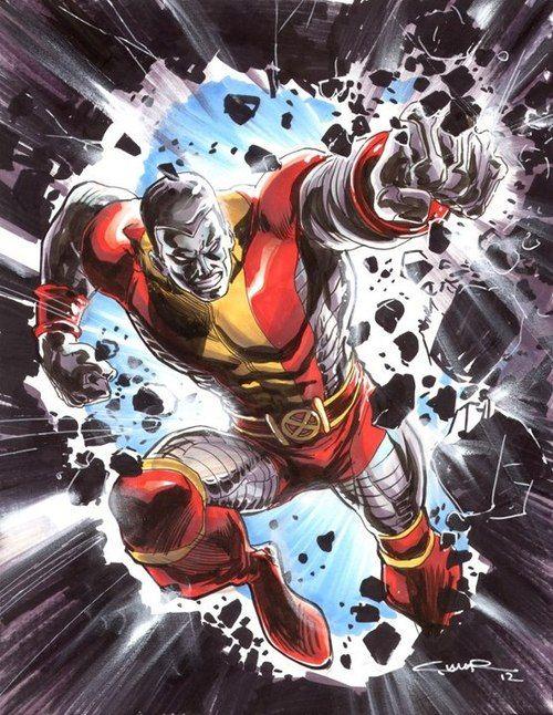 My favorite Marvel hero