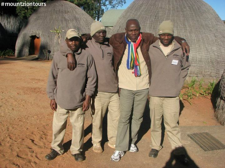 Explore the traditional Swazi villages with #mountziontours. #Swaziland #Africa