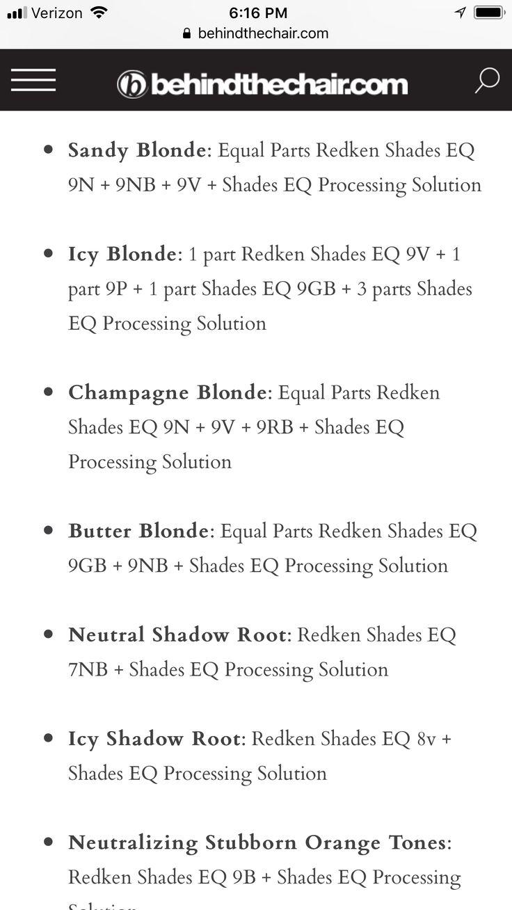 145 best redken images on pinterest hair color formulas redken find this pin and more on redken by aprilddd nvjuhfo Gallery
