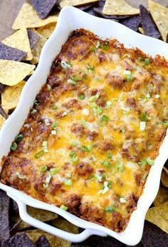 Make Loaded Beef Bur Make Loaded Beef Burrito Layered Dip at...  Make Loaded Beef Bur Make Loaded Beef Burrito Layered Dip at your next party and watch it disappear! Layers of beans rice meat and cheese make scooping it up more fun! Recipe : http://ift.tt/1hGiZgA And @ItsNutella  http://ift.tt/2v8iUYW