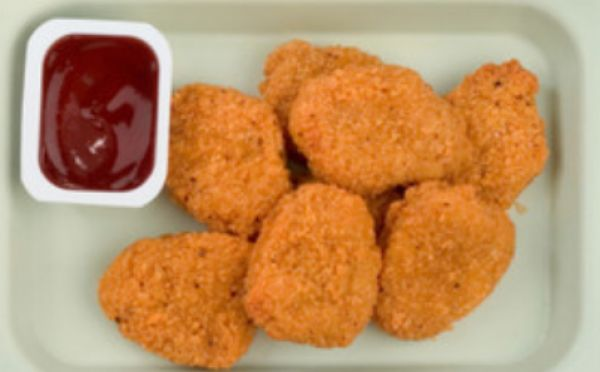 Tyson Foods Inc. says it's voluntarily recalling more than 132,000 pounds of chicken nuggets.