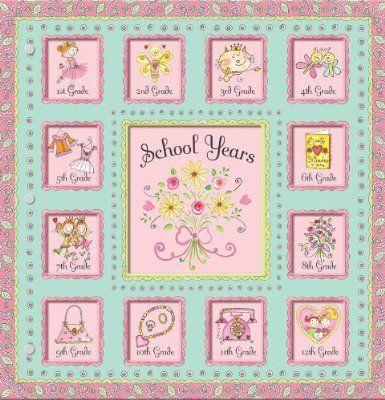 School Years Memory Keeper:Amazon:Books
