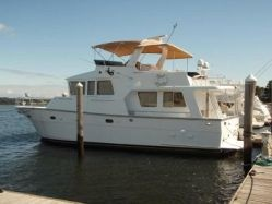 photo of  49' Jefferson 49 50 Pilothouse - Boat next to us at Bay Bridge!