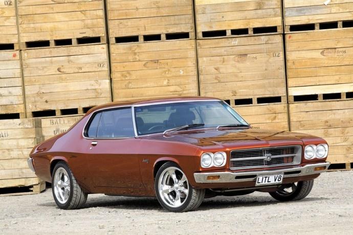 1972 HQ Holden Monaro Coupe
