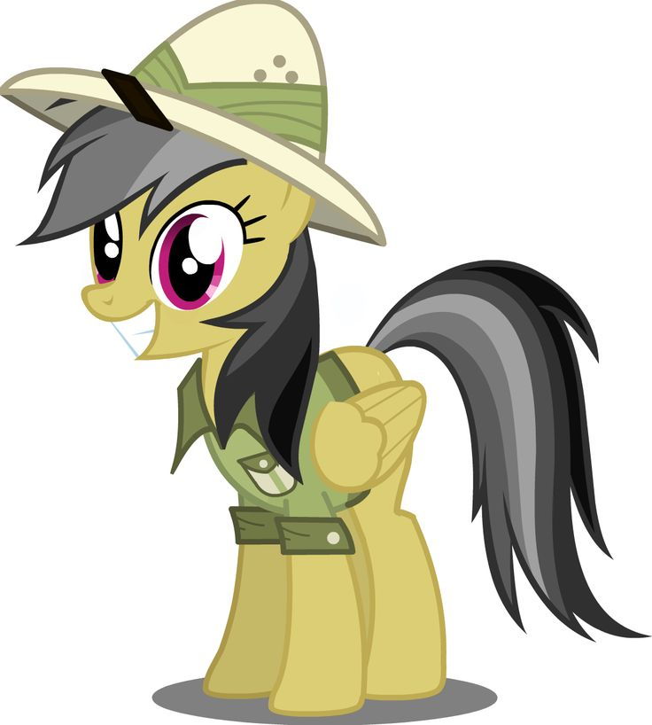 MLP - Daring Do Super Cute Smile Puppet Rigs | My little ...