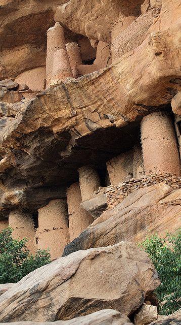 Dogon country, Mali by tj.haslam