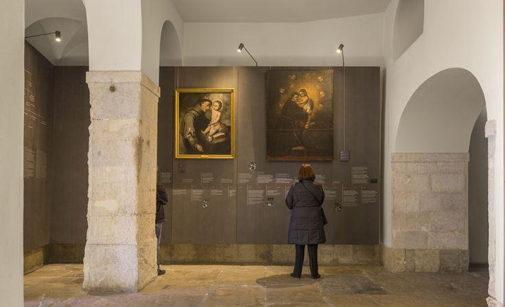P-06 Atelier | Santo António Museum, Lisbon, 2014