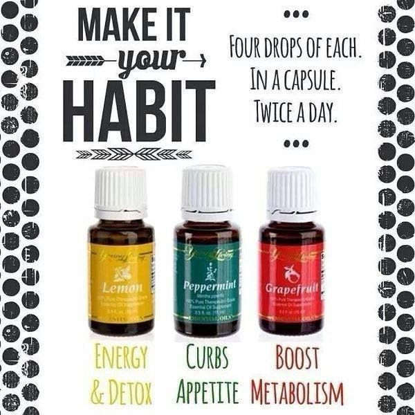How to curb appetite, boost metabolism and increase energy using essential oils #essentialoils metabolism boost