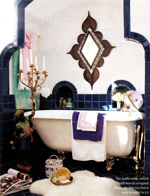 Moroccan Bathroom Decor Ideas 52 best moroccan tile style images on pinterest | moroccan tiles