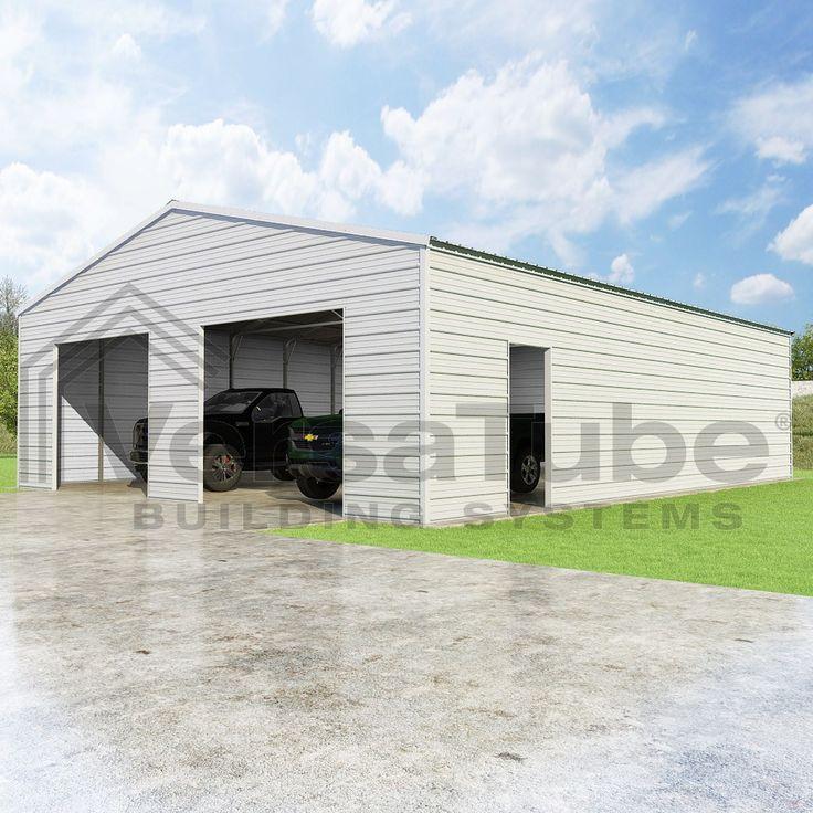 Frontier Garage   30 X 40 X 10   Garage Or Building   Building Kits