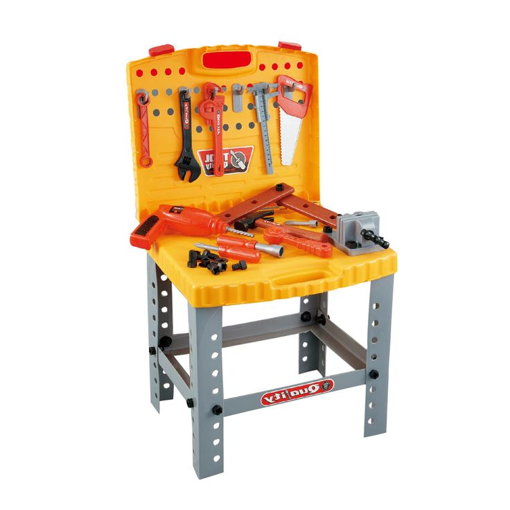 Super Tool Workbench with Toy Tools | Kmart
